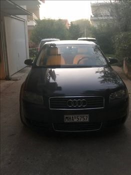 Audi A3 FSI AMBITION 116HP 6ταχ '04 - 5.200 EUR