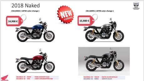 Honda CB 1100 CB1100RS 18