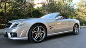 Mercedes-Benz SL 55 AMG PANORAMA FULL EXTRA