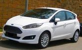 Ford Fiesta 1.6 TDCI EURO5 95 PS 5ΘΥΡΟ