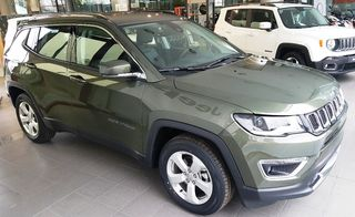 Jeep Compass COMPASS 1.6 120 HP LIMITED