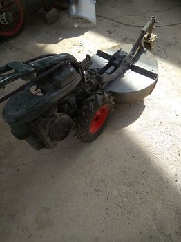 Agria  agria 7,5 hp '95 - 600 EUR
