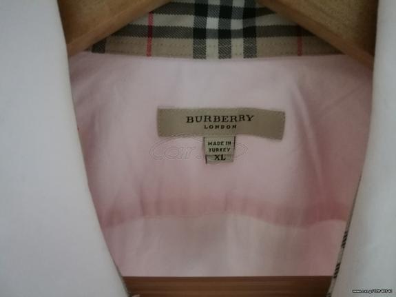 0ca87d992a Burberry πουκάμισο - Ρωτήστε τιμή EUR - Car.gr
