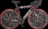 Orient  RED LINE CARBON FORK MOUSTAKAS