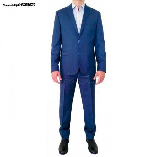 Ανδρικό Κοστούμι Μπλε Ρουά - € 118 EUR - Car.gr 13653210fbe