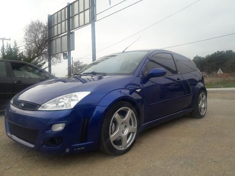 Ford Focus RS '03 - 8.500 EUR