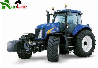 New Holland  T 8040 SUPERSTEER