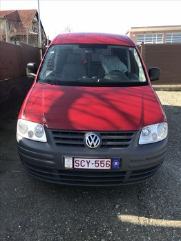 Volkswagen  Caddy '08 - 6.400 EUR
