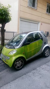 Smart ForTwo  '00 - 2.500 EUR