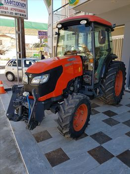 Kubota  M 8540 NARROW  '10 - 28.000 EUR