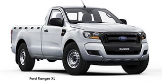 Ford Ranger 2.2 D SINGLE CAB 4X4