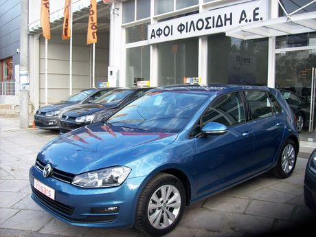Volkswagen Golf TDI BMT ADVANCE ΕΠΙΤΟΚΙΟ 5,9% '16 - 17.200 EUR