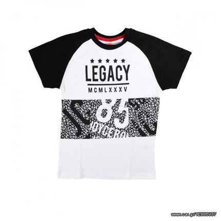804dd6cdb75 Παιδικό Μπλουζάκι Λευκό/Μαύρο - Joyce - € 5 EUR - Car.gr