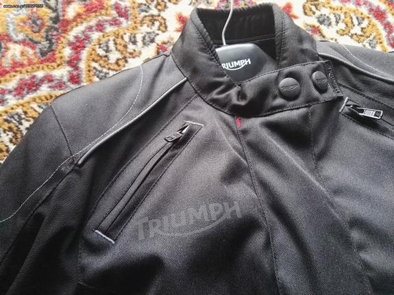 288c6cc96f85 Triumph Jacket γυναικείο μέγεθος Small Καινούργιο! - € 130 EUR - Car.gr