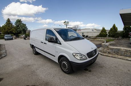 Mercedes-Benz  Vito 115 Cdi Long Clima '05 - 0 EUR (Συζητήσιμη)