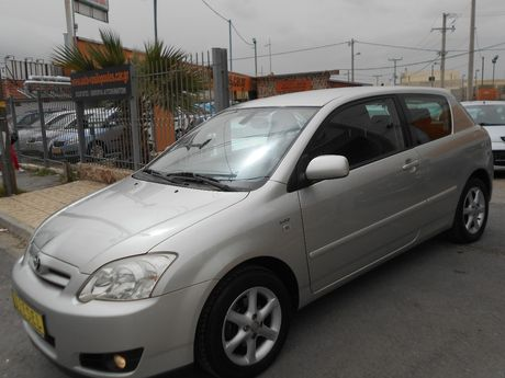 Toyota Corolla 1.4D-4D*EURO4*90PS*A/C* '05 - 4.500 EUR