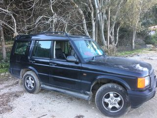 Land Rover Discovery 2 td5