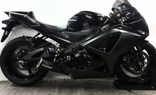 Race Guns Exhausts RG1 Black Suzuki GSXR K7-8 1000