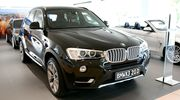 Bmw X3 SDRIVE  X-LINE FACELIFT
