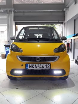 Smart ForTwo  '14 - 7.800 EUR