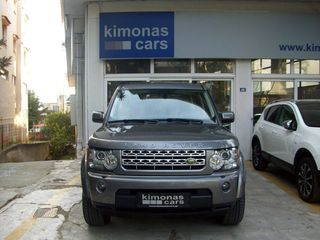 Land Rover Discovery 4 EU5 7/ΘΕΣΙΟ FACE LIFT D HSE