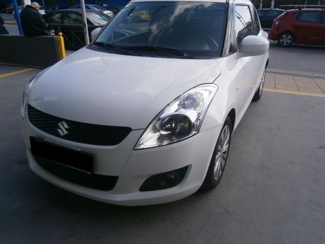 Suzuki Swift AUTO '12 - € 10.300 EUR