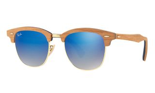 Ray-Ban Clubmaster Wood RB3016M 11807Q 51 - Ray-Ban
