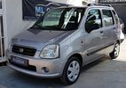 Suzuki Wagon R+ 1.3+GAS+BOOK SERVICE