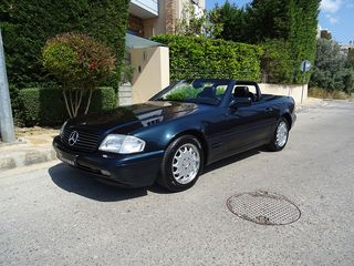 Mercedes-Benz SL 320 FACELIFT HARD-TOP