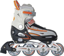 Amila In Line Skate Rollers Αλουμινίου 37-40