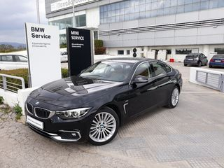 Bmw 418 i Gran Coupe LuxuryLine LCI