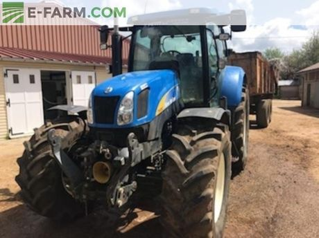 New Holland  T6050 RANGE COMMAND '10 - 45.300 EUR