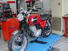 Orcal Astor 125 classic RED