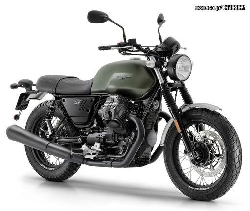Moto Guzzi V 7 Iii Rough 19 9430 Eur Cargr