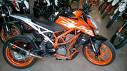 KTM 390 Duke ABS + AKRAPOVIC