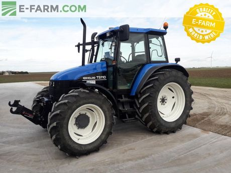 New Holland  TS110 '00 - 26.000 EUR