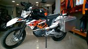 KTM 690 Enduro R ABS Travel Pack