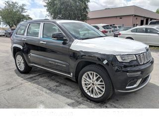 Jeep Grand Cherokee Euro 6 diesel New car Bosganas
