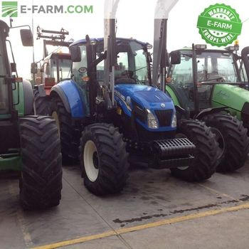 New Holland  T5.115 EC '14 - € 48.000 EUR