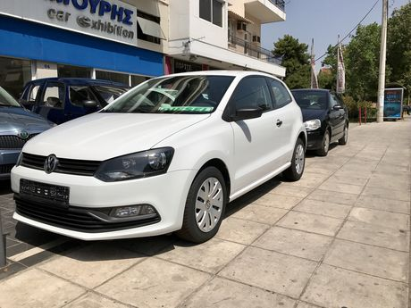 Volkswagen Polo TDI BLUEMOTION 2015 '15 - € 8.950 EUR