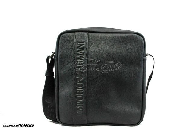 387836ed1e Emporio Armani Reporter Bag in Black - € 145 EUR - Car.gr