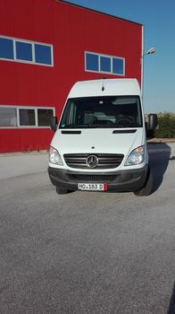 Mercedes-Benz  SPRINTER 313 CDI '10 - 12.000 EUR (Συζητήσιμη)