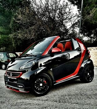 Smart ForTwo  '09 - 0 EUR