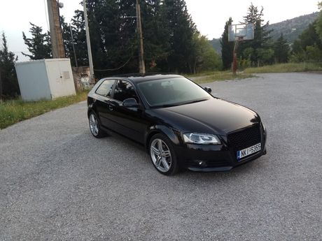 Audi A3 FACELIFT, LED-XENON,START/STOP '10 - € 13.500 EUR (Συζητήσιμη)