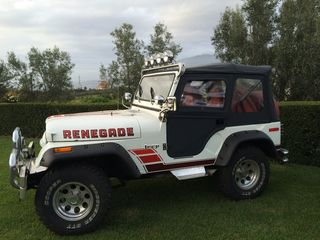 Jeep Renegade CJ5 CJ7 M38A1