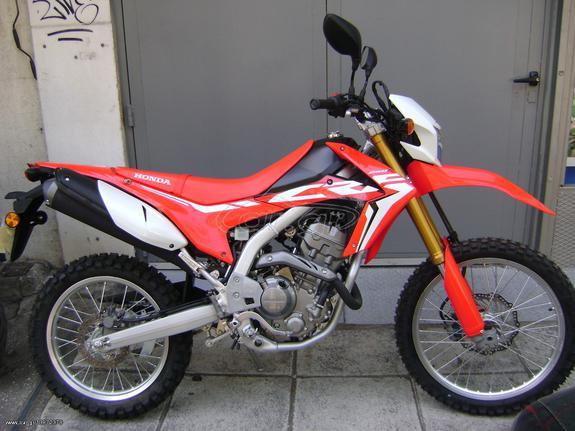 Honda Crf 250 19 5550 Eur Cargr