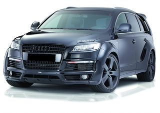 AERODYNAMIC KIT- WIDE BODY KIT ΓΙΑ AUDI Q7 4L S-LINE (ΑΠΟ 20...
