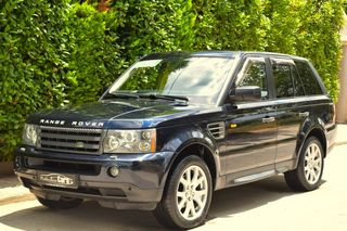 Land Rover Range Rover Sport 2.7 DIESEL-NEW ENGINE-ΑΡΙΣΤΟ