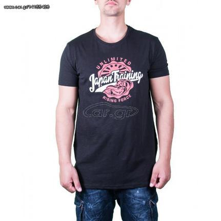 2e631da589f Ανδρικό T-shirt Μαύρο - Paco - € 7,99 - Car.gr