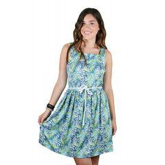cc937f784a90 Γυναικείο Φόρεμα Μπλε Πράσινο - Noobass Γυναικείο Φόρεμα Μπλε Πράσινο -  Noobass